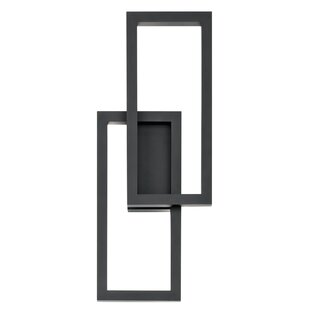 Online Reviews Gulley 1-Light Outdoor Sconce By Brayden Studio