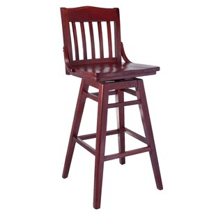 Maleah 30 Swivel Bar Stool Longshore Tides