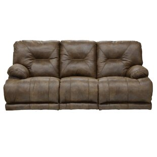 Voyager Reclining Sofa by Catn..