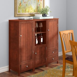 Brownstown 3 Piece Buffet Table Set by Red Barrel Studio