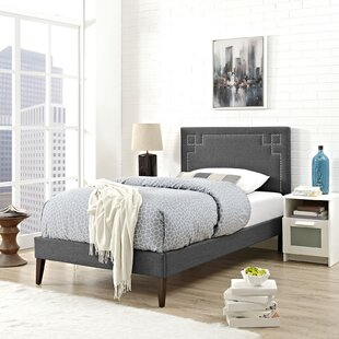 Everly Quinn Kerley Upholstered Platform Bed