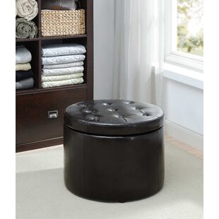 Stansell Tufted Storage Ottoman