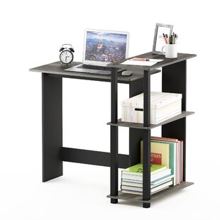 Anselmo Corner Computer Desk by Ebern Designs Savings