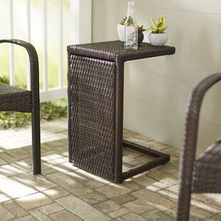 Online Reviews Salina End Table ByThree Posts