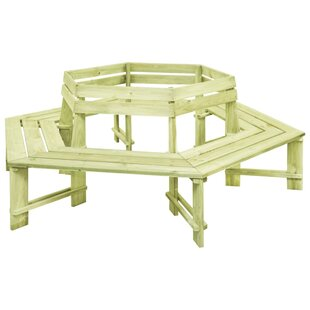 Ryhmes Wooden Tree Seat By Sol 72 Outdoor