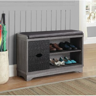 Red Barrel Studio Shoe Storage Bench
