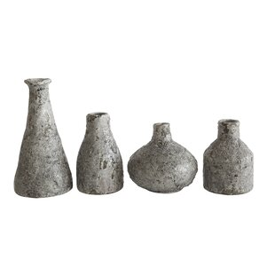 Doty Terra 4 Piece Floor Vase Set (Set of 4)