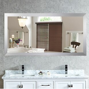 Top Reviews Maurin Vanity Mirror By Ebern Designs
