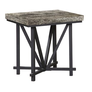 Tibbs End Table by Gracie Oaks