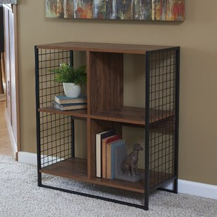 Sides 4 Cube Standard Bookcase by Williston Forge