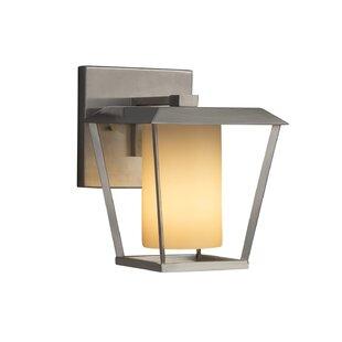 Look for Luzerne 1-Light Outdoor Sconce By Brayden Studio