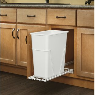 Rev-A-Shelf 7.5 Gallon Pull Out/Under Counter Trash Can