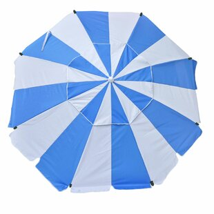 Victor Heavy Duty 8' Beach Umbrella by Freeport Park 2019 Sale