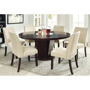 Darby Home Co Ingaret 7 Piece Dining Set