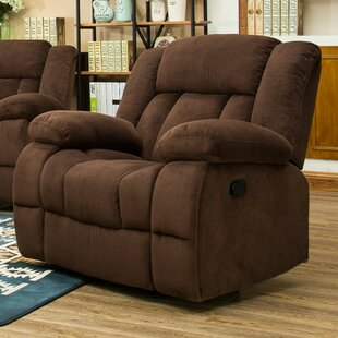 Glidden Manual Glider Recliner Red Barrel Studio
