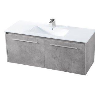 Laperle 48 Single Bathroom Vanity Set by Orren Ellis