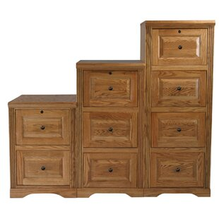 Loon Peak Glastonbury 2-Drawer Vertical F..