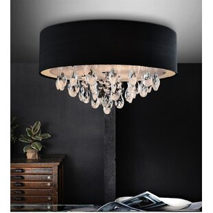 Manuel 3-Light Flush Mount..