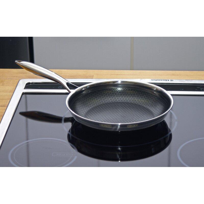 Frieling Black Cube Non Stick Frying Pan Reviews Wayfair