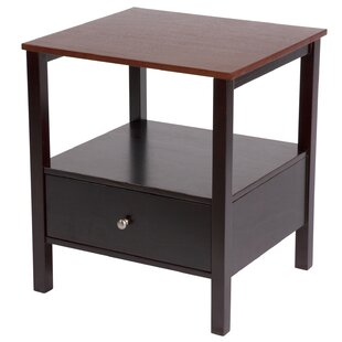 The Bay Shore End Table by Wildon Home�