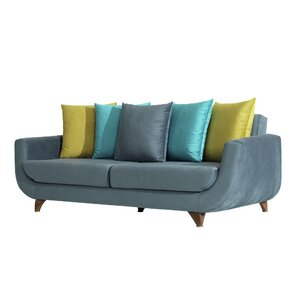 Ece 3 Seater Convertible Sleeper Sofa by Sync Home Design