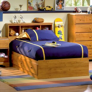 Little Treasures Twin Mates and Captains Bed with 3 Drawers