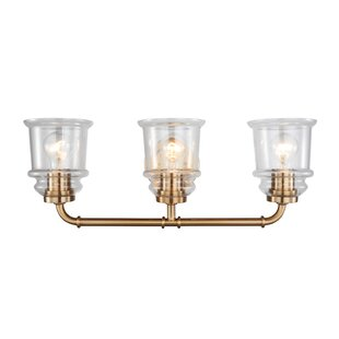 Buying Shifflett 3-Light Vanity Light By Charlton Home