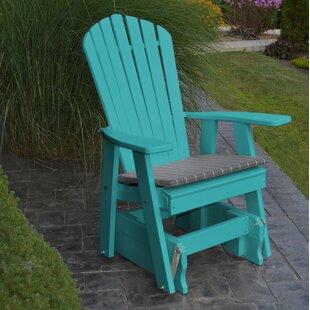 Eduardo Adirondack Glider Chair