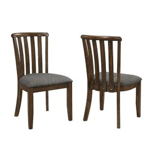 Wesolowski Dining Chair (Set of 2) Millwood Pines