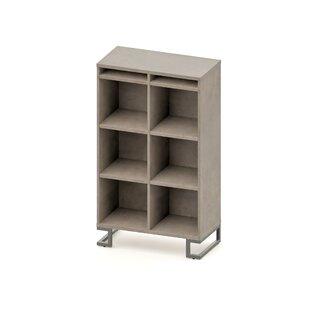 Delessite Bookcase By Ebern Designs