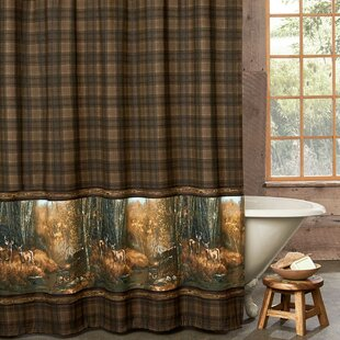 Taliaferro Cotton Single Shower Curtain