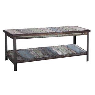 Clayera Wood Bench by Trent Austin Design