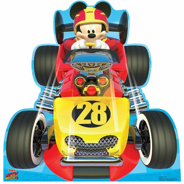 Mickey Roadster Racer Wayfair