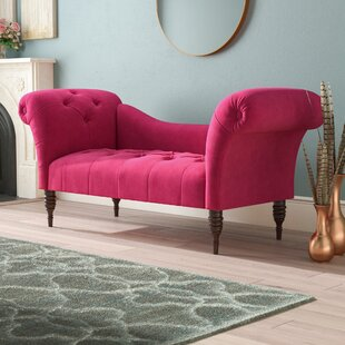 Bargain Dominique Chaise Lounge by Willa Arlo Interiors Reviews (2019) & Buyer's Guide
