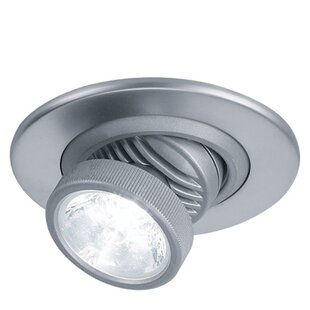 Crown LED Recessed Lighting Kit by Symple Stuff