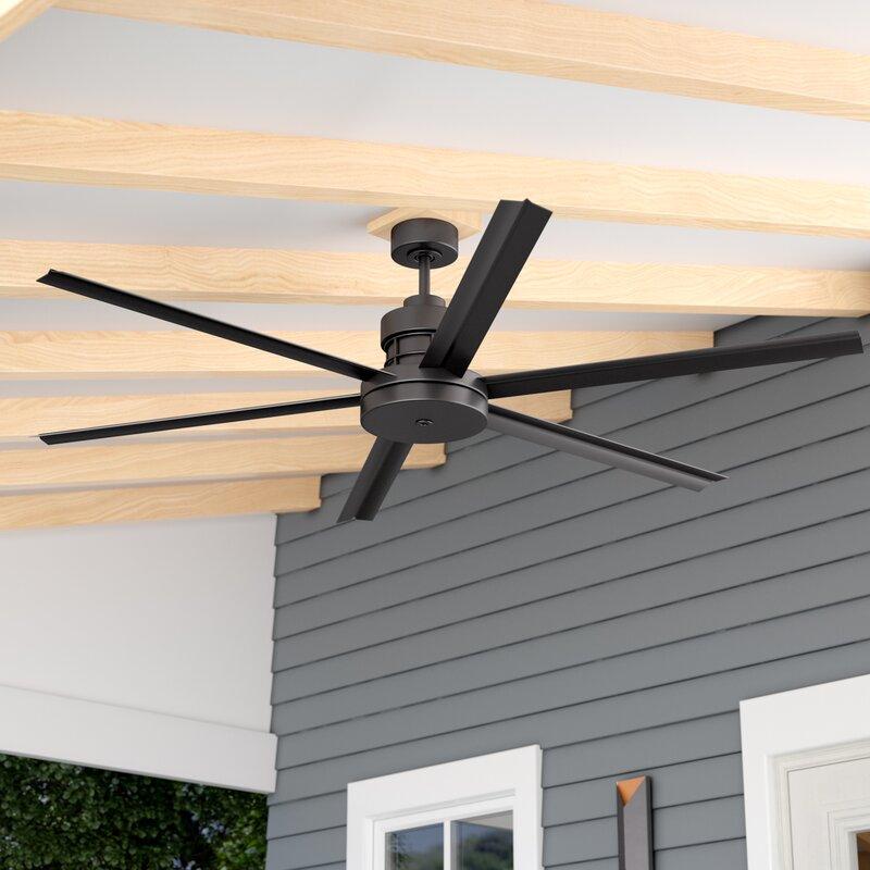 72 Aube 6 Blade Standard Ceiling Fan