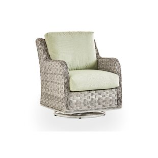 Cape Lookout Glider Chair With Cushion by South Sea Rattan