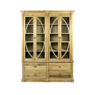 Howarth 4 Drawer 4 Door Bookcase August Grove