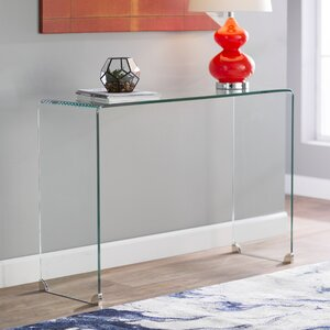 Cliffcrest Console Table by Wade Logan