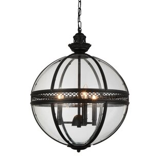 Laurel Foundry Modern Farmhouse Reggie 3-Light Pendant