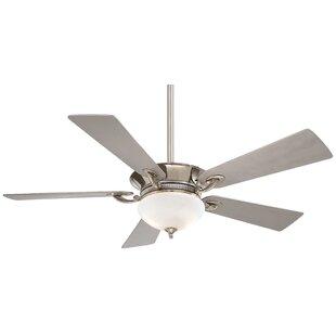 52 Delano II 5 Blade LED Ceiling Fan by Minka Aire