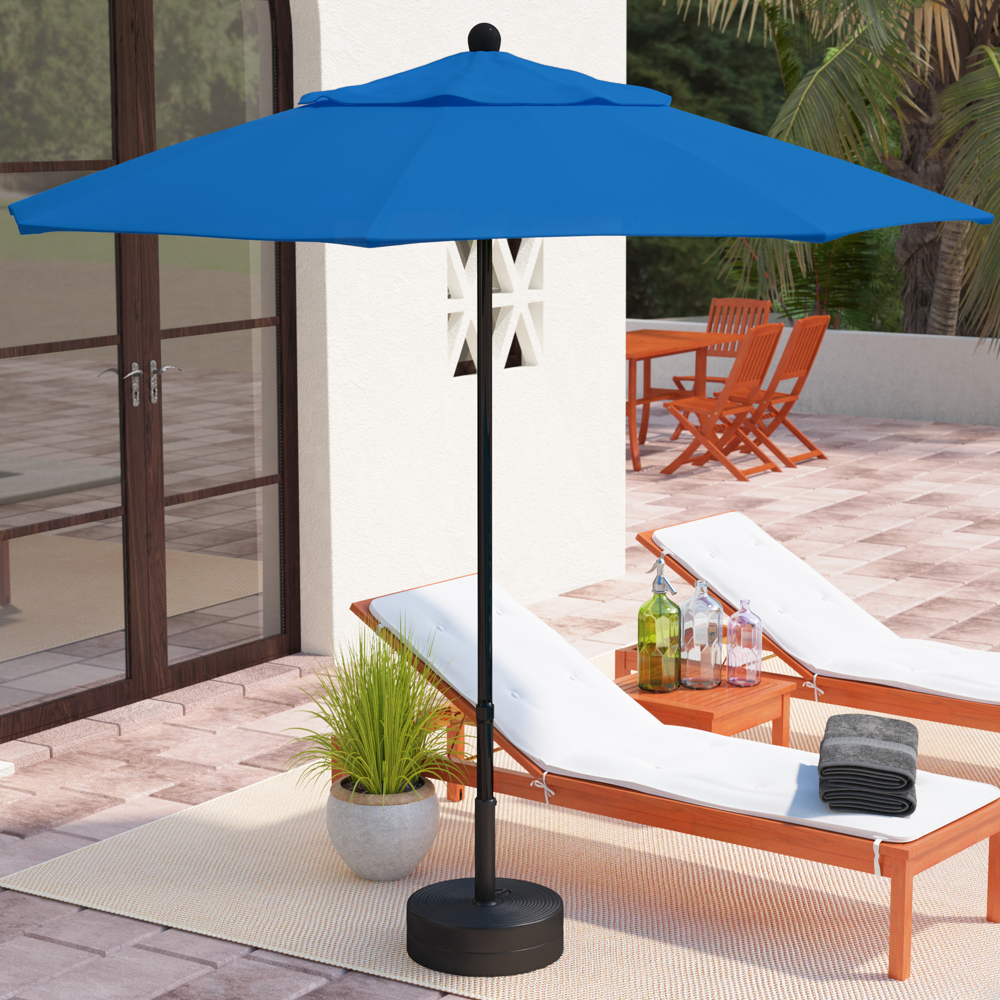 Small Patio Umbrellas