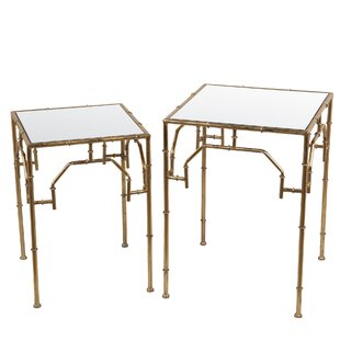 Damariscotta 2 Piece Nesting Tables