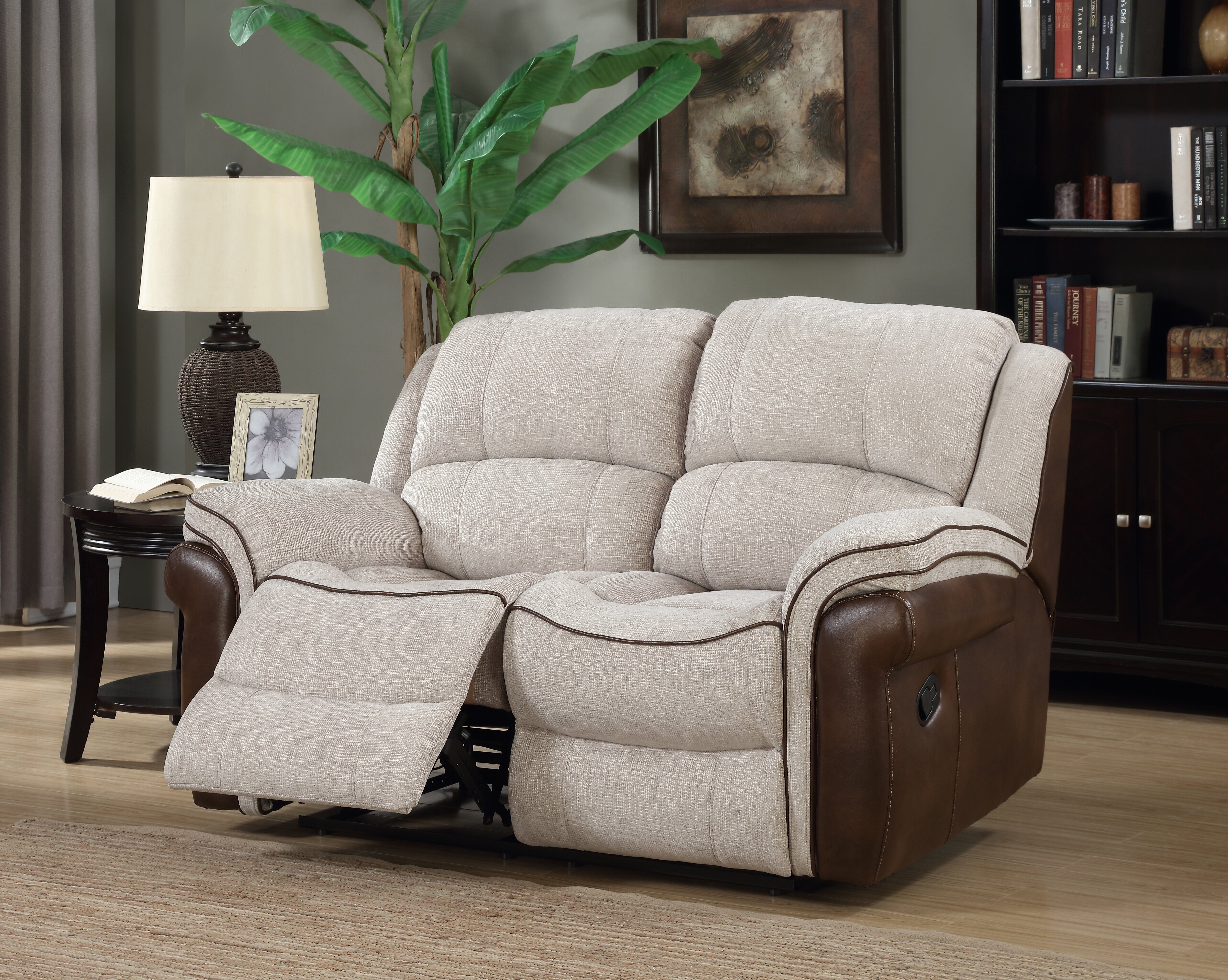 Brayden Studio Cowling 2 Seater Reclining Sofa U0026 Reviews ...