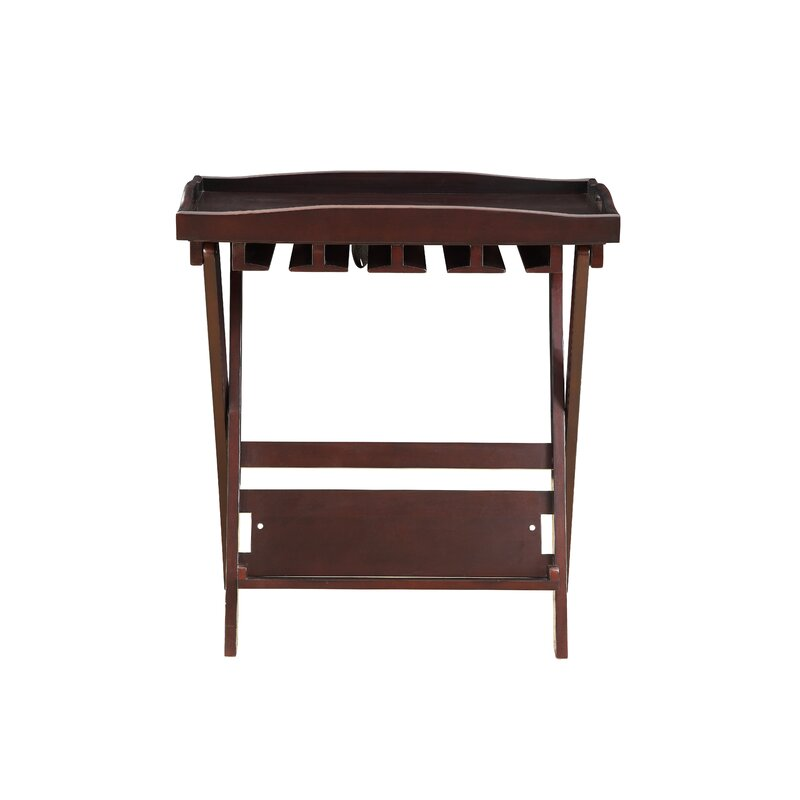 ACME Furniture Westry Folding Tray Table Wayfair