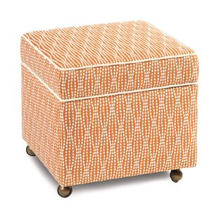Dawson Storage Ottoman by East..