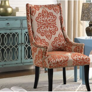 Shilling Upholstered Accent Armchair by Charlton Home