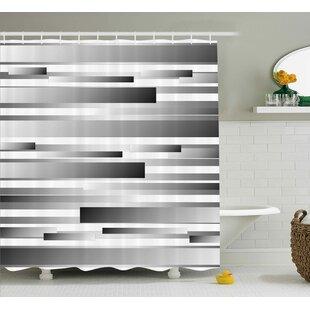 Trend Ella Regular Modern Decor Shower Curtain ByOrren Ellis