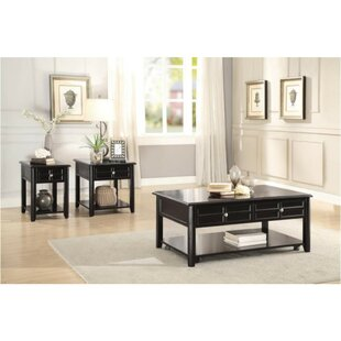 Patriot 3 Piece Coffee Table Set