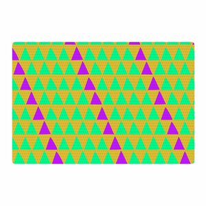 Matt Eklund Fiesta Teal/Purple Area Rug